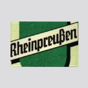 Rheinpreussen Rectangle Magnet