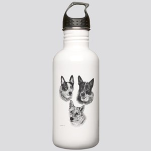 PeachesMattieMick Stainless Water Bottle 1.0L