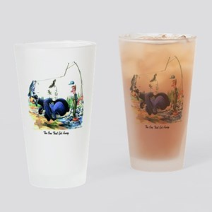 The One That Got Away Drinking Glass