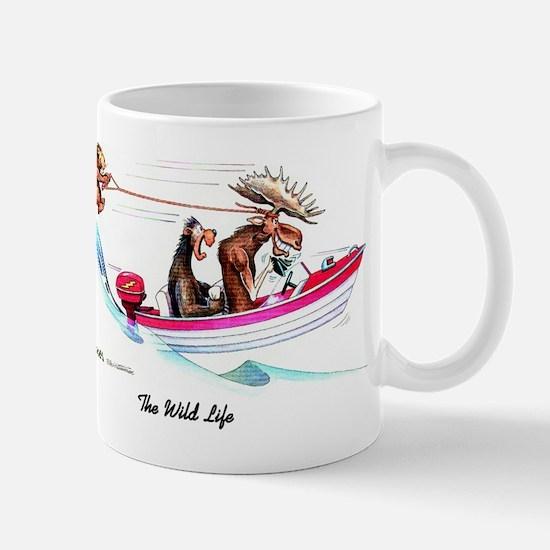 The Wild Life Mug