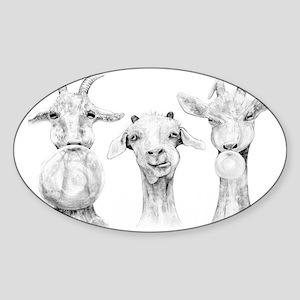 The-Jury Sticker (Oval)