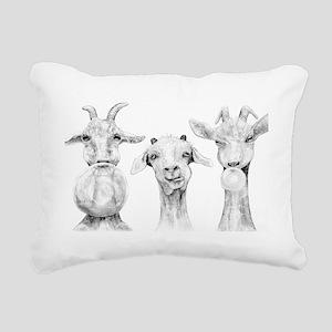 The-Jury Rectangular Canvas Pillow