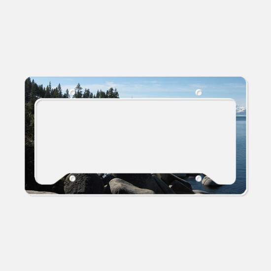 Lake Tahoe, Incline Village License Plate Holder