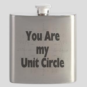 2-U r my unit circle Flask