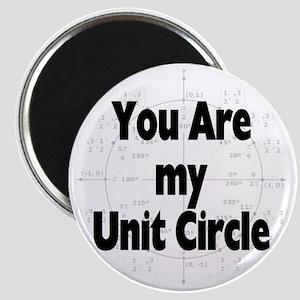 2-U r my unit circle Magnet