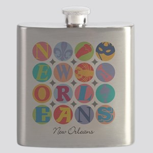 New Orleans Themes Flask