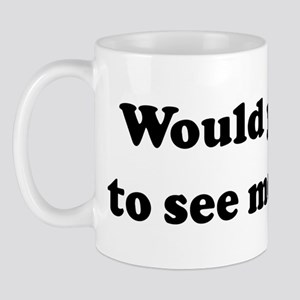 Would you like to see me nake Mug