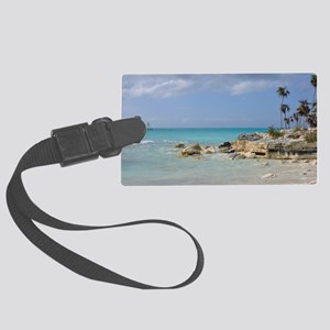 Turks and Caicos Islands Large Luggage Tag