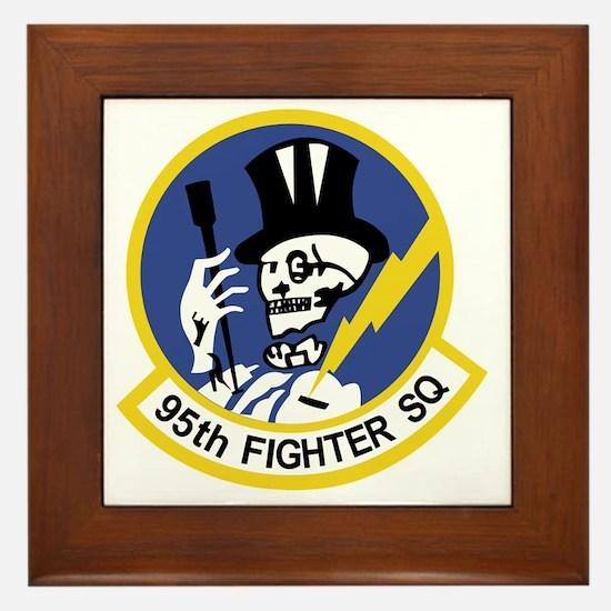 95th_fs_patch Framed Tile