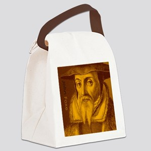Coaster_Heads_JohnFoxe Canvas Lunch Bag
