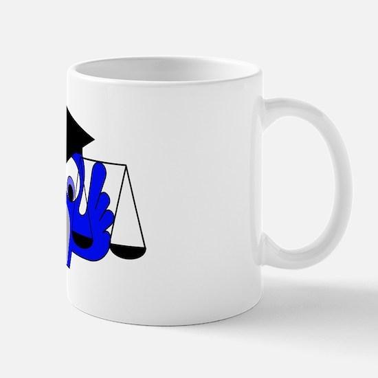 I FOUGHT THE LAW Mug
