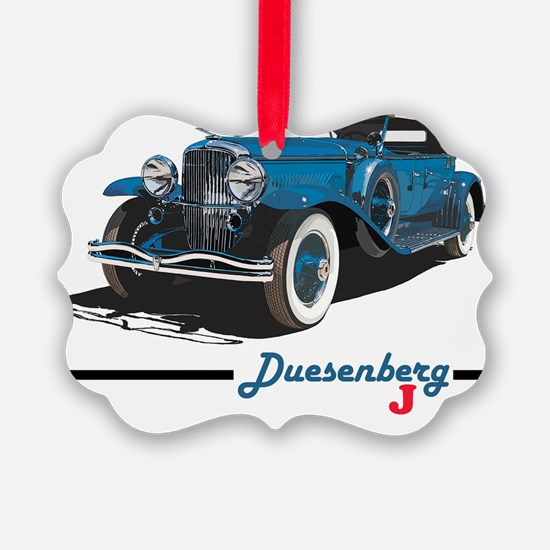 ADuesyJ-10 Ornament