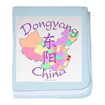 Dongyang China baby blanket