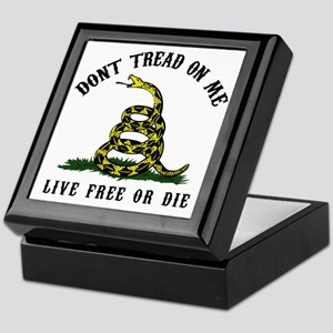 Dont Tread -wh Keepsake Box