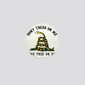 Dont Tread -wh Mini Button