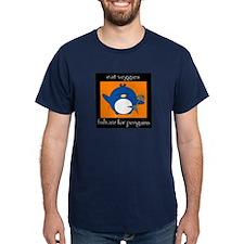 Veg Pengy Dark T-Shirt