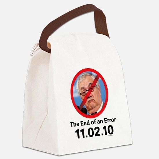 Barney1 Canvas Lunch Bag
