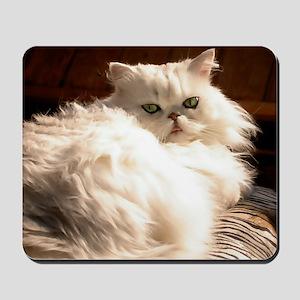 persianwht22 Mousepad