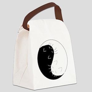 Yin_43x43-8 Canvas Lunch Bag