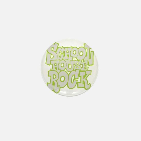 2-schoolhouserock_gray_REVERSE Mini Button