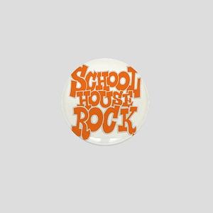 2-schoolhouserock_orange_REVERSE Mini Button