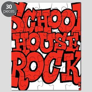 3-schoolhouserock_red Puzzle