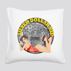 NA17 CP-2k Square Canvas Pillow