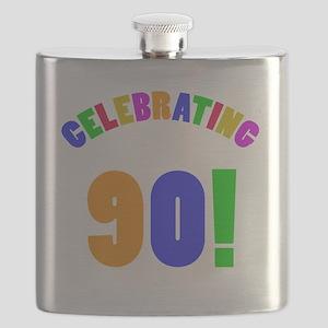 Rainbow 90 Flask