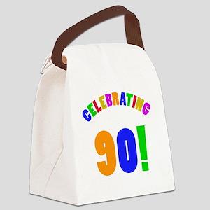 Rainbow 90 Canvas Lunch Bag