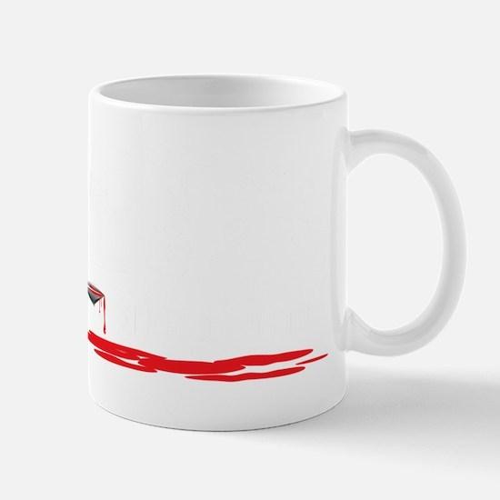 Castle_WoW_v2-dark Mug