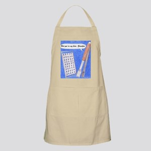 Hero Grandpa Copyright Apron