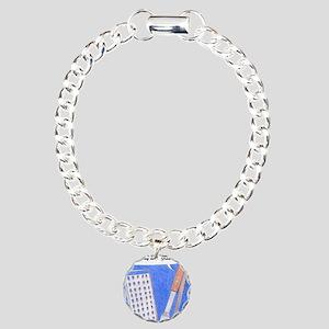Hero Grandpa Copyright Charm Bracelet, One Charm