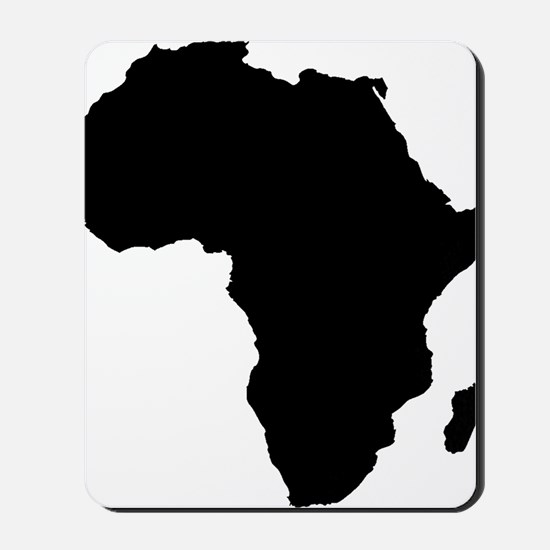 African Continent_Large Mousepad