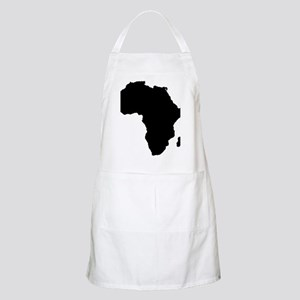 African Continent_Large Apron