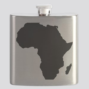 African Continent_Large Flask