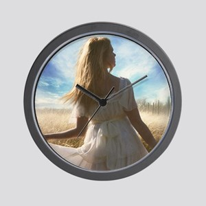 Spring_by_spicorder Wall Clock