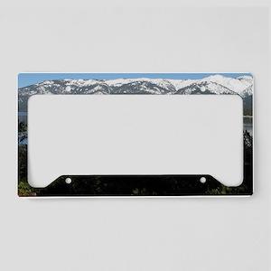 Lake Tahoe, Incline Village License Plate Holder