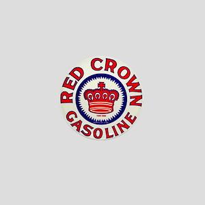 redcrown1 Mini Button
