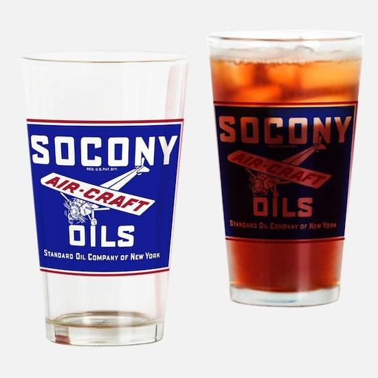 soconyair Drinking Glass