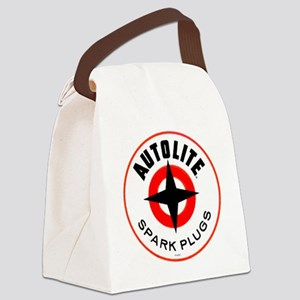 sparkplugs Canvas Lunch Bag