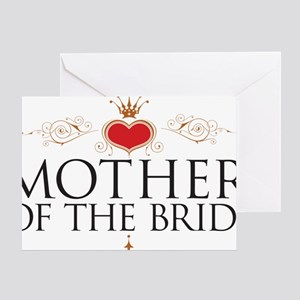 motherBrideGift Greeting Card