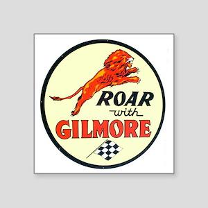 """gilmore3 Square Sticker 3"""" x 3"""""""