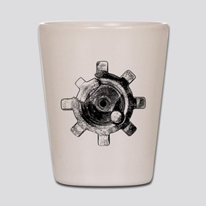 M16 Ejector Shot Glass