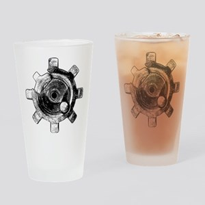 M16 Ejector Drinking Glass