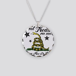 DTOM 10 Necklace Circle Charm