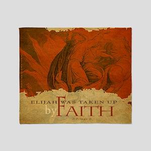 Mousepad_ByFaith_Elijah Throw Blanket