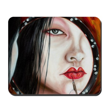 Red_FP Mousepad