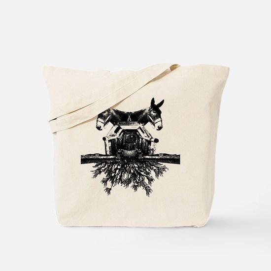 mules_albumcover_shirt Tote Bag
