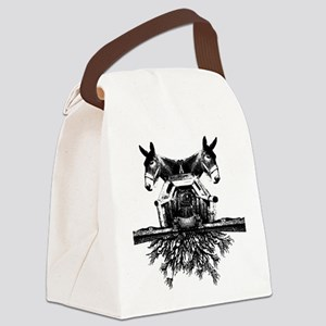mules_albumcover_shirt Canvas Lunch Bag