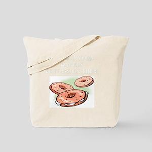 bagel and lox joke Tote Bag